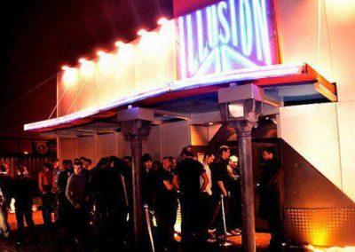 The facade of Illusion