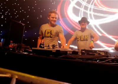 Christophe and Seelen at 23 Years Illusion