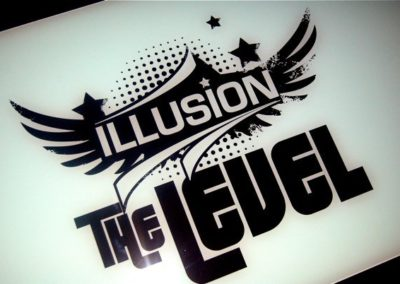 The Level final logo