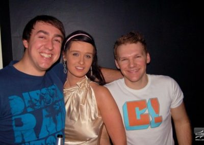 DJ Jean Delaru, Christophe and Lynn