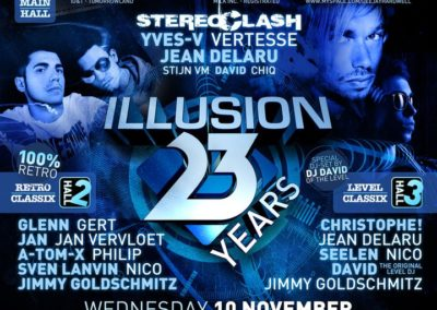 Poster of 23 Years Illusion