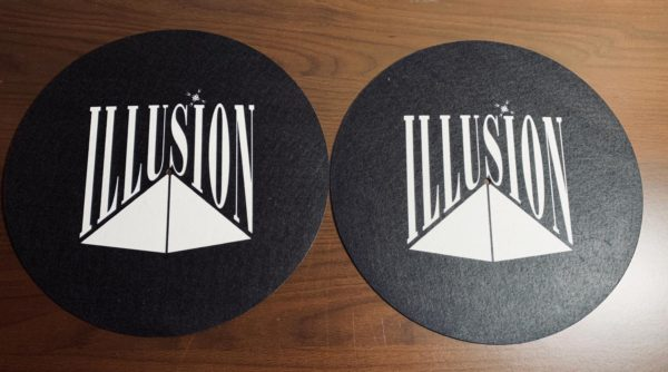 Slipmats Illusion