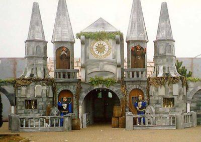 Horror Castle Decoration