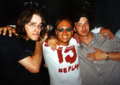 Filip Vandueren, Regi and LJ Joost