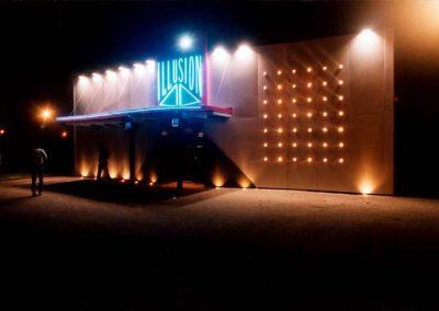 New facade of Illusion