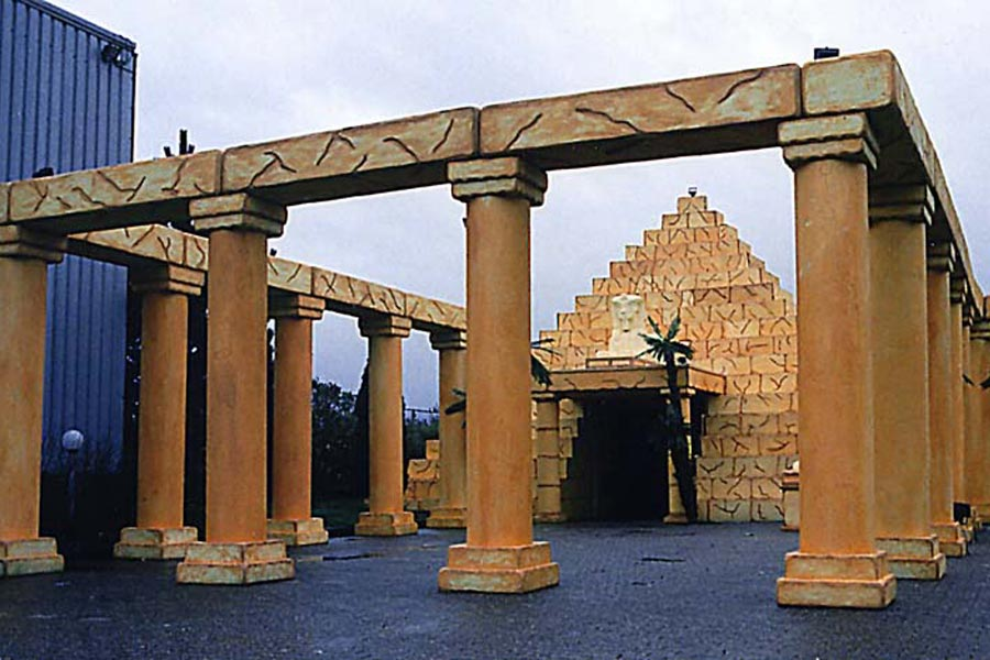 Mystic Pyramid Decoration