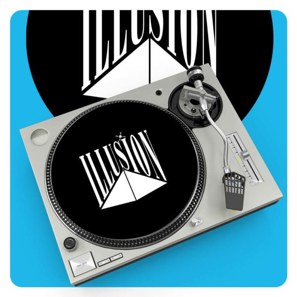 Illusion Slipmats