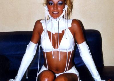 Dancer Vanessa