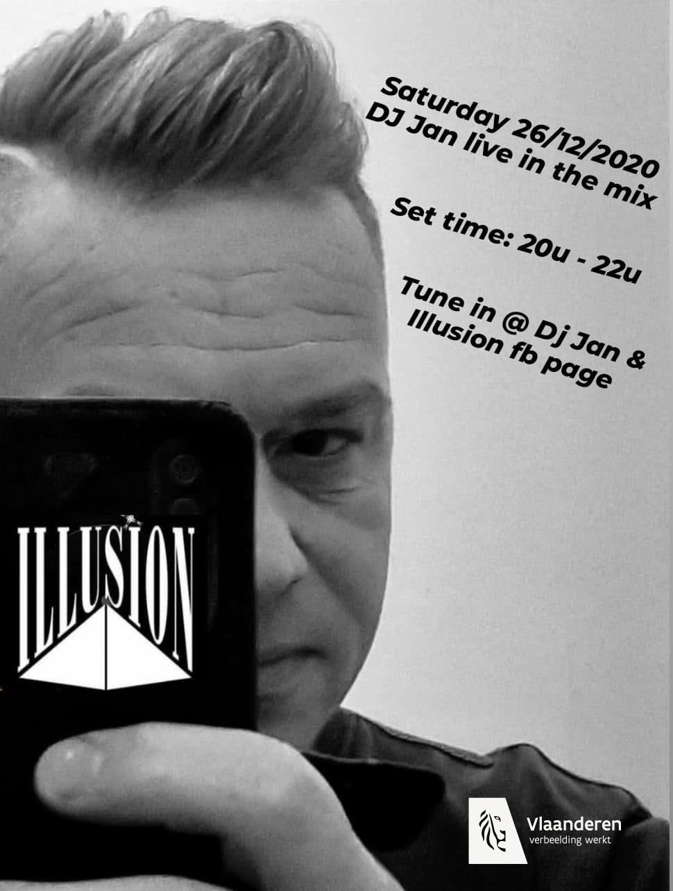 DJ Jan X-Mas Session by Illusion