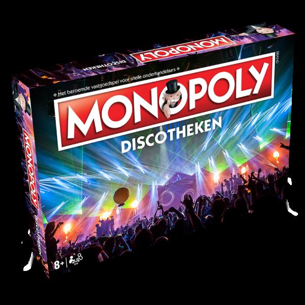 Monopoly Discotheken