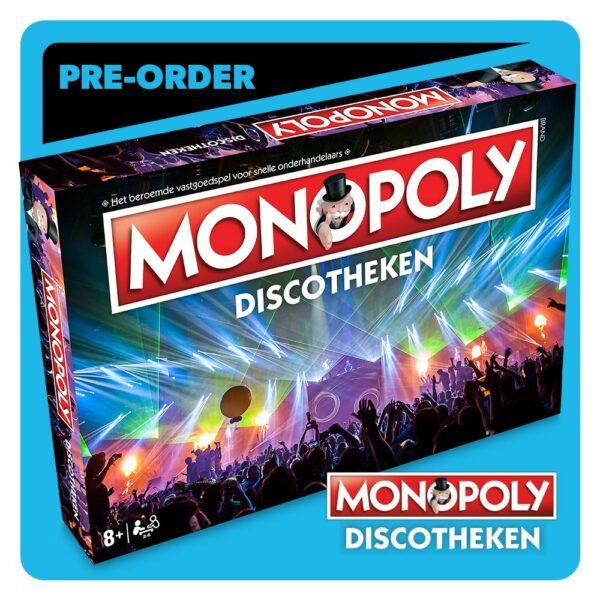 Pre-Order Monopoly Disctheken
