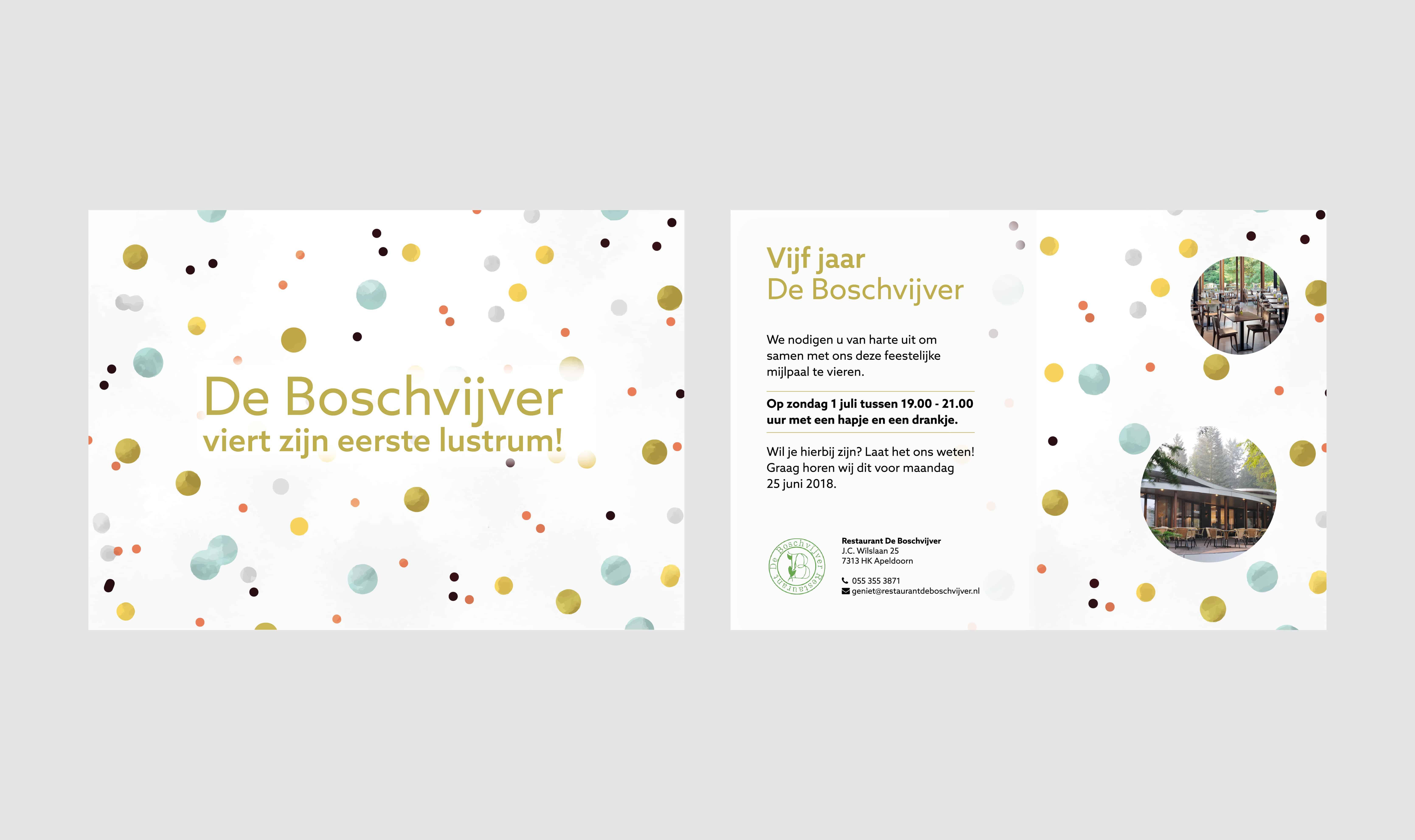 Flyer De Boschvijver