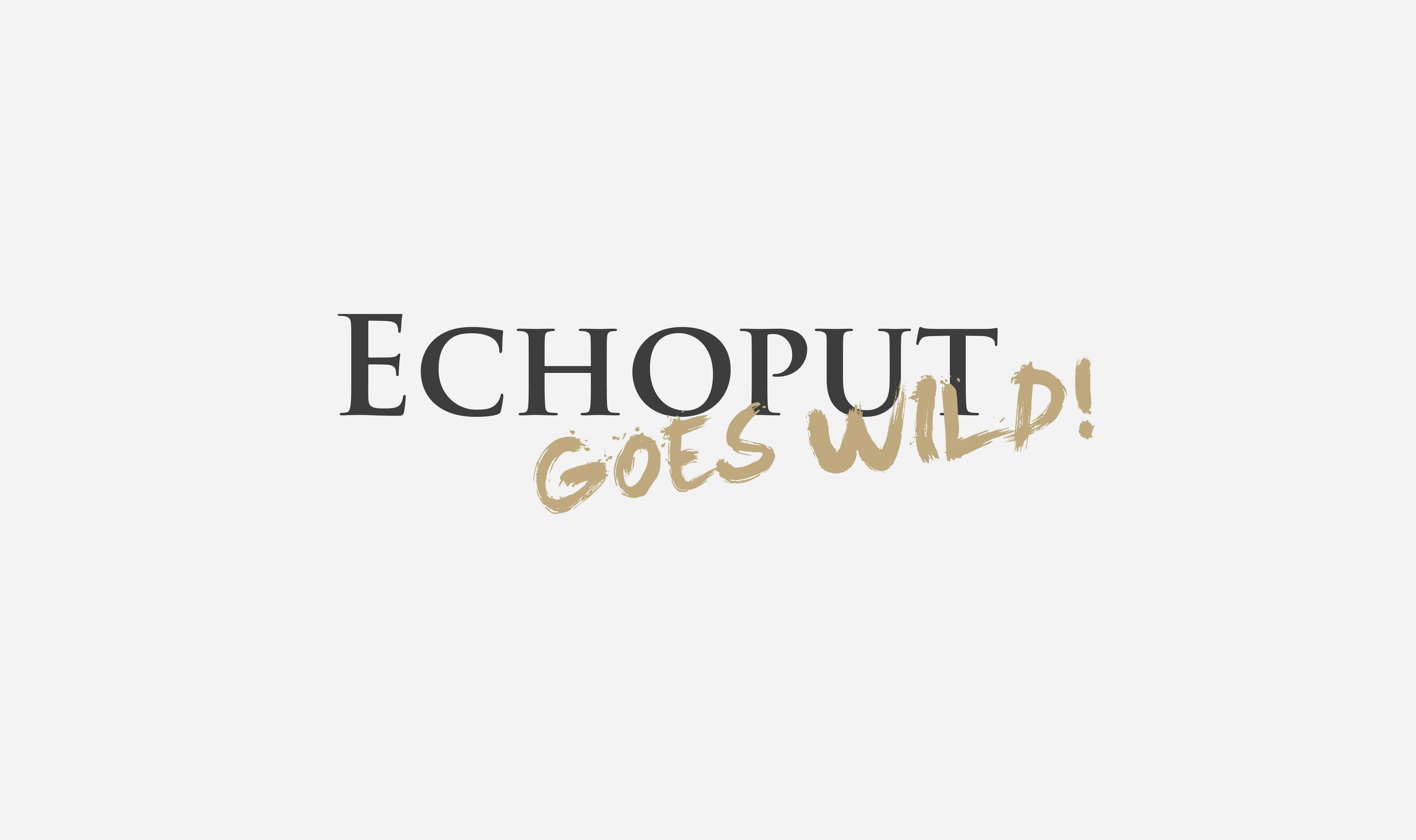 Echoput Goes Wild logo