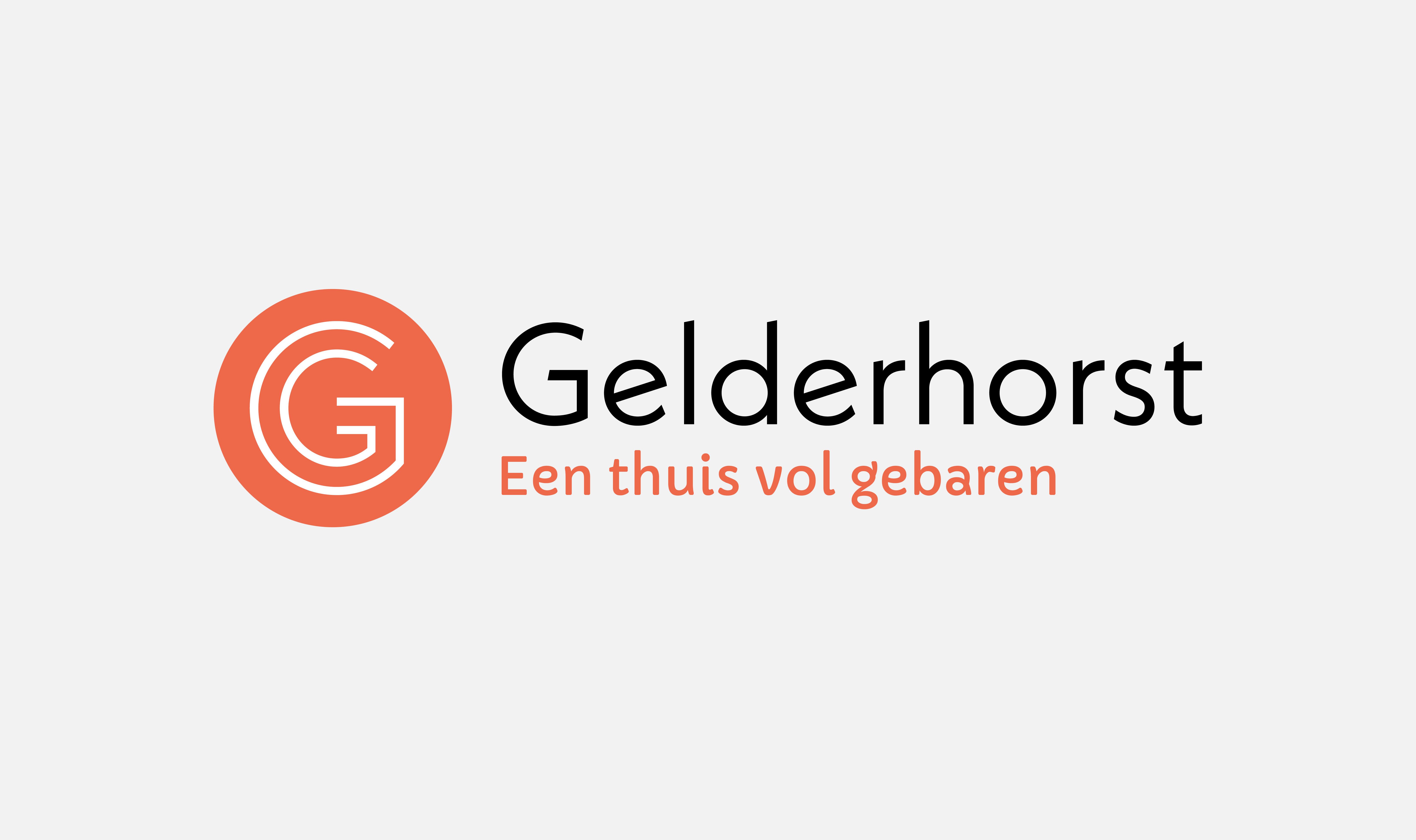 Logo ontwerp de Gelderhorst
