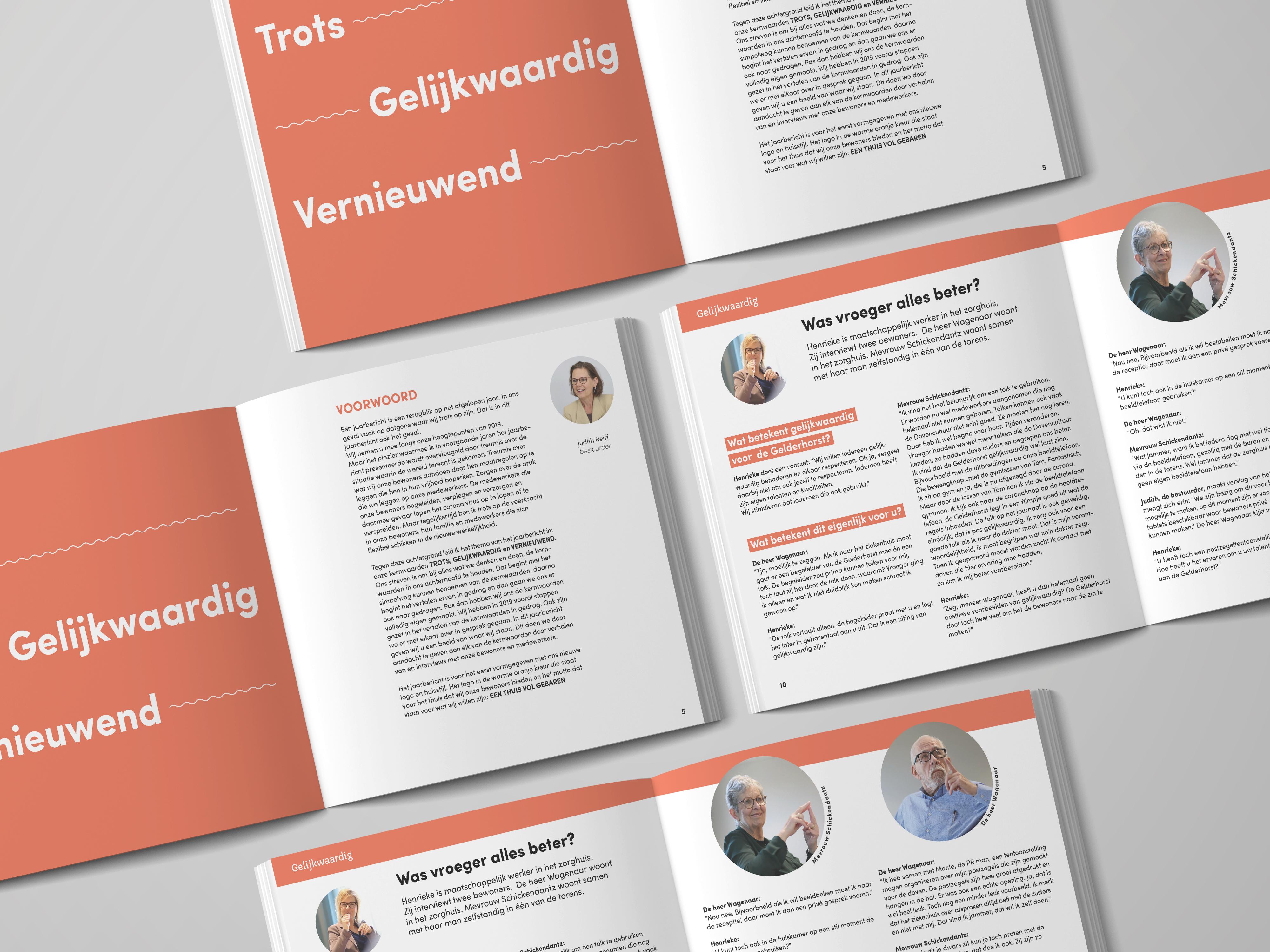 Jaarverslag ontwerp Gelderhorst