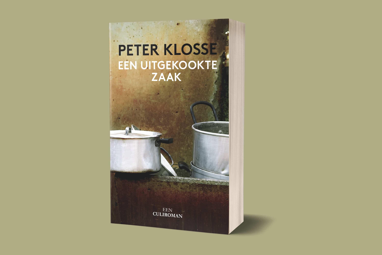 Boekontwerp Peter Klosse