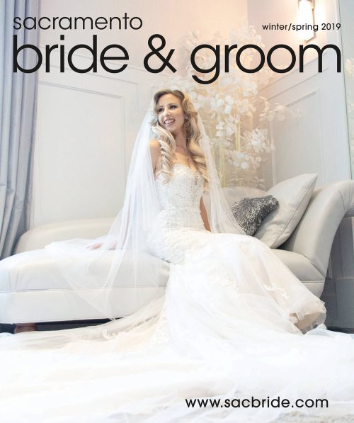 Sacramento Bride & Groom Magazine