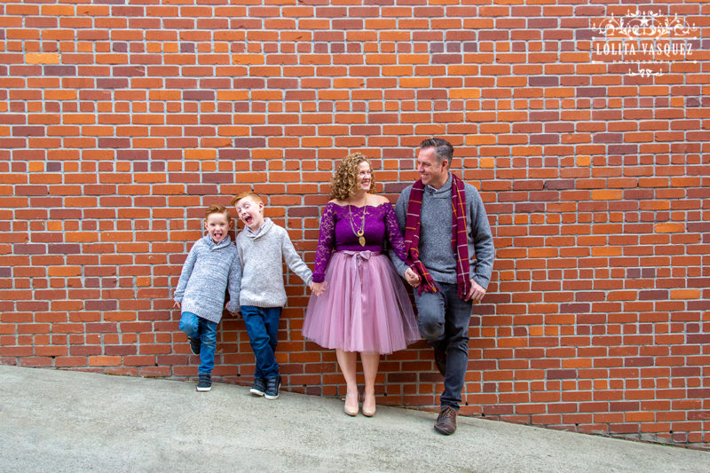 Old Sacramento Family Session The Image Society