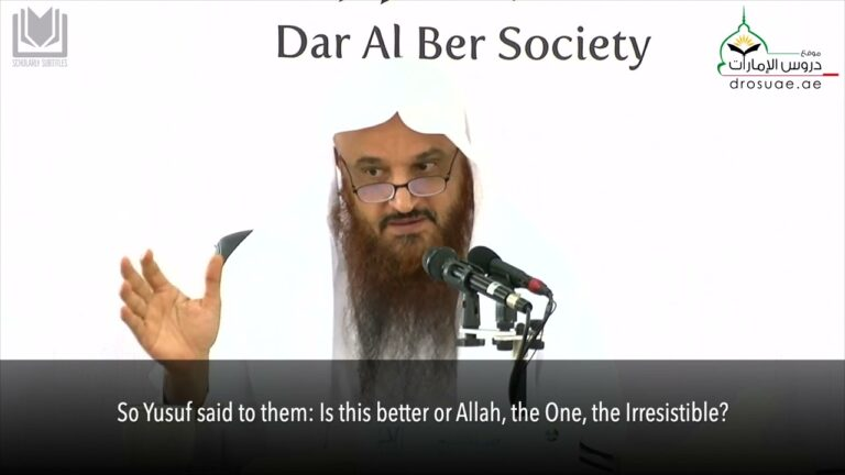 The Beneficial Approach in Da'wah [Scholarly Subtitles]