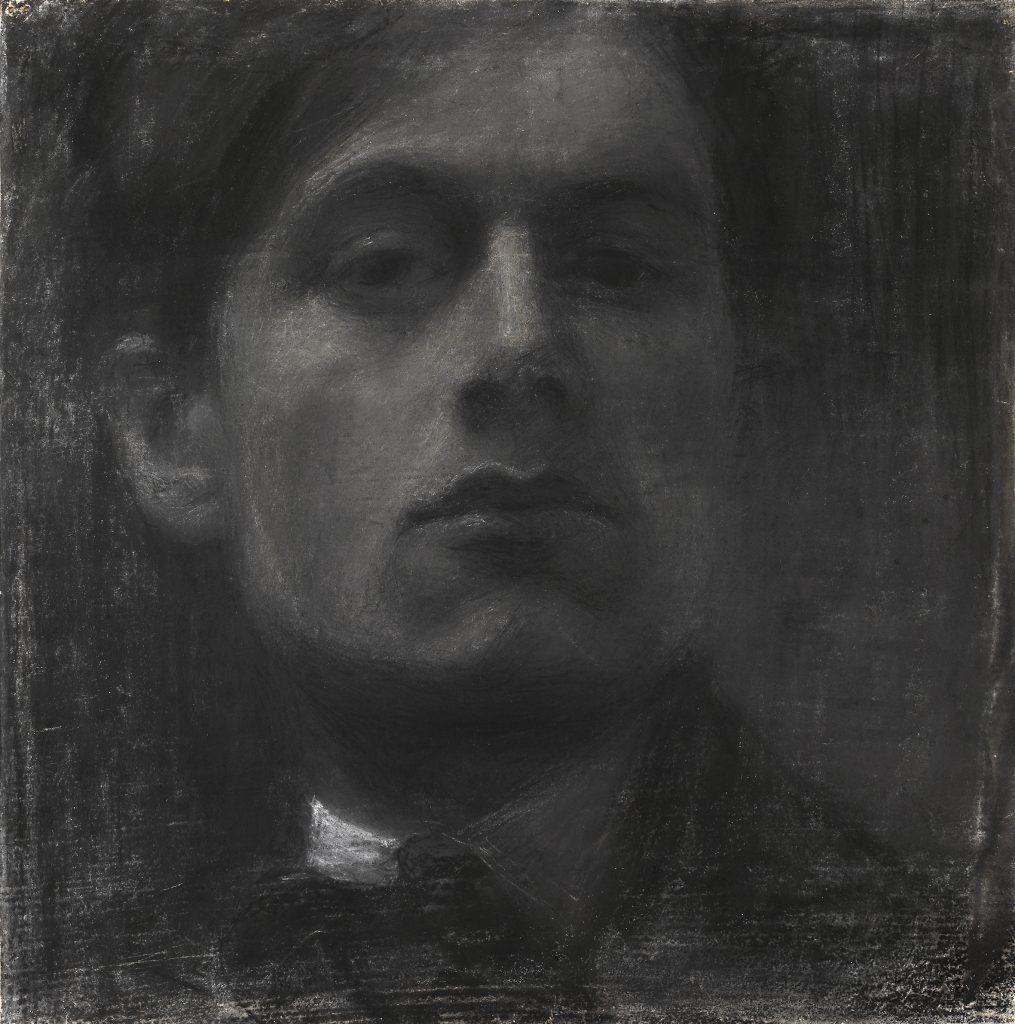 Mario Sironi Autoritratto, 1904 - © by SIAE 2021