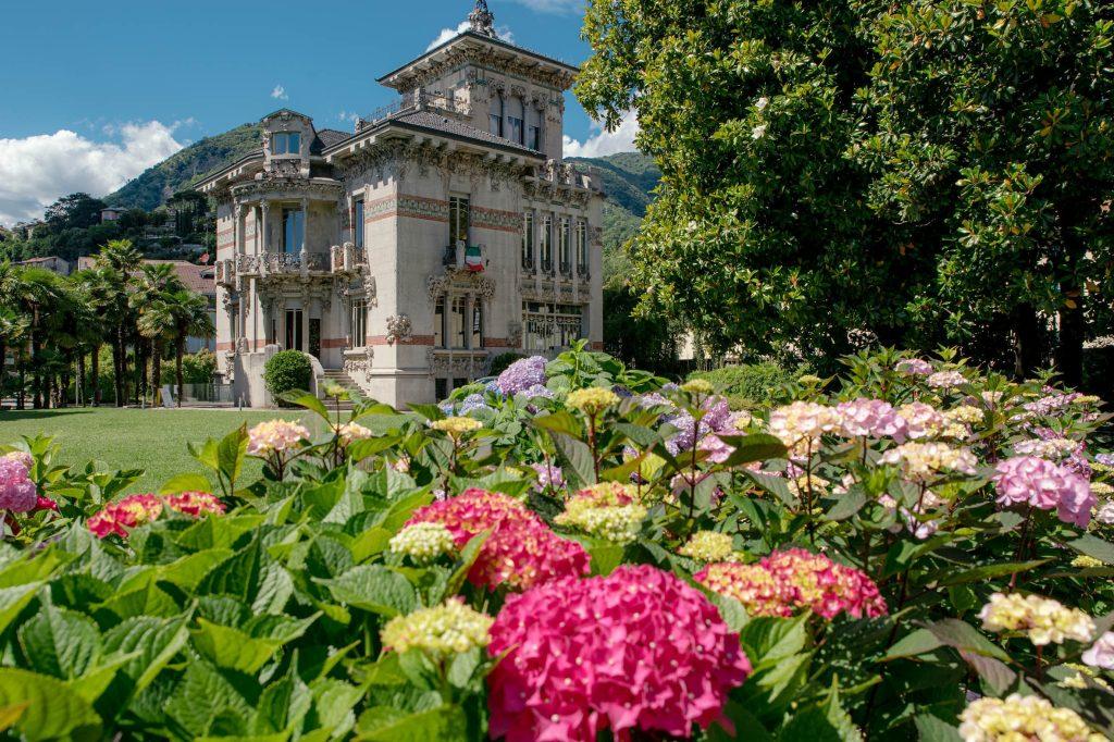 Cernobbio - Villa Bernasconi