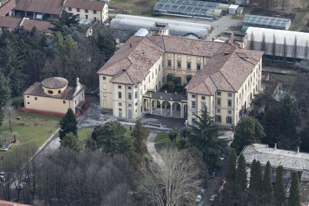 Limbiate - Villa Pusterla Crivelli