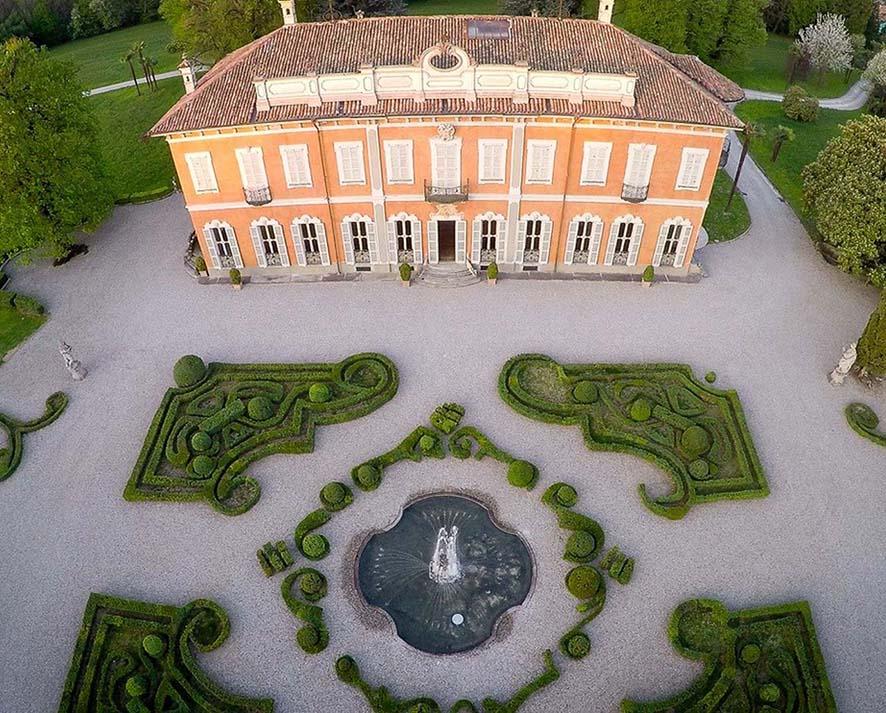 Merate - Villa Subaglio