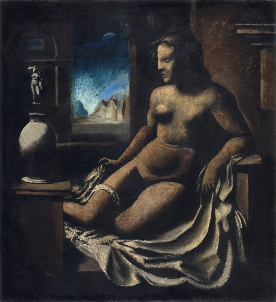 Mario Sironi Pandora, 1921-22 - © by SIAE 2021