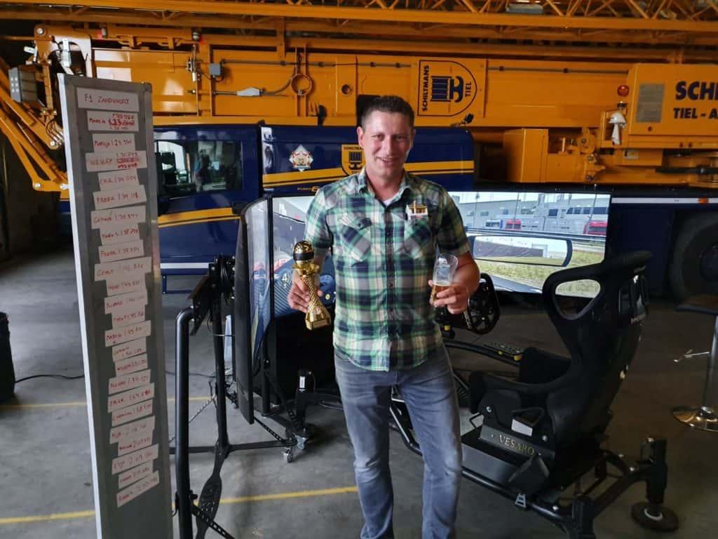 Top Gear Race simulatoren huren