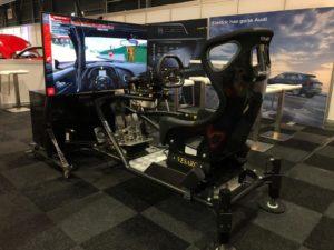 Immersive Audi Sport