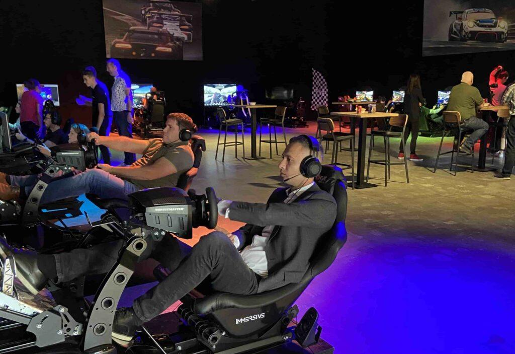 Race Experience Beleven bij het leukste simrace center van Nederland