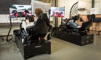 Playseat Immersive Race simulator huren
