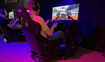 Esport race simulator