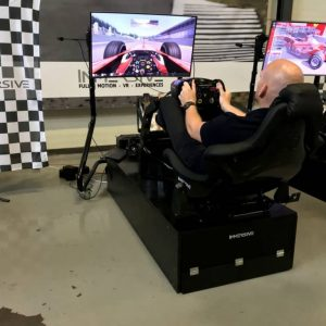 PLayseat Race Simulator immersive