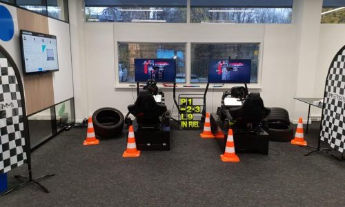 Playseat huren F1 Race simulator huren