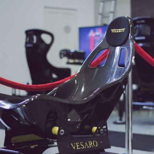 Premium series formule 1 simulator huren