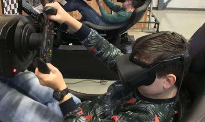 Race Experience voor kinderen met Virtual Reality