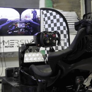 playseat huren race simulator immersive