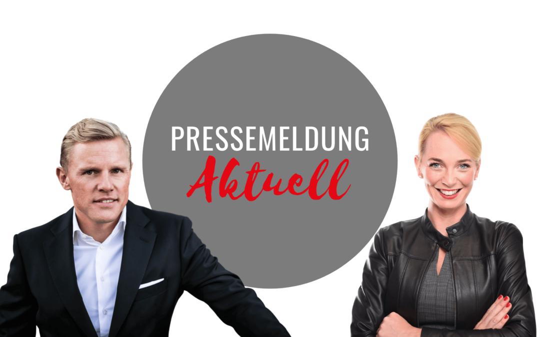 Jakob Mähren und Larissa Lapschies zukünftig in gemeinsamer Mission unterwegs