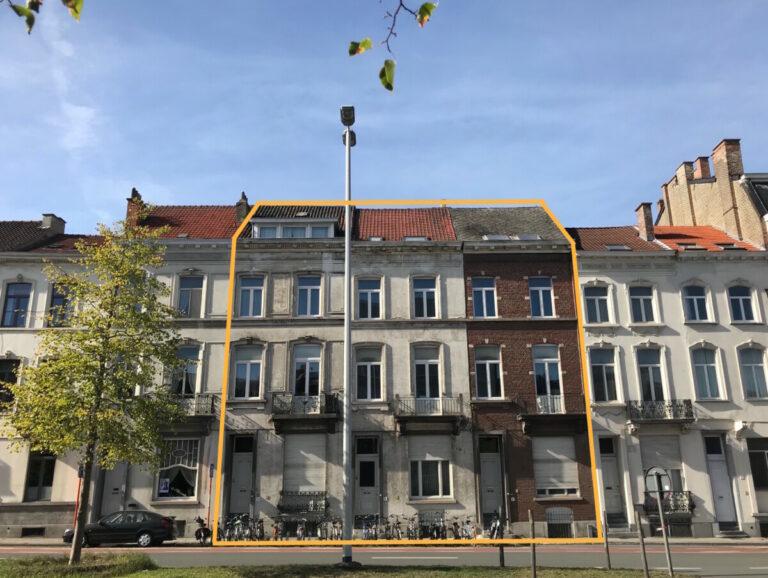 Te koop Leuven opbrengsteigendom
