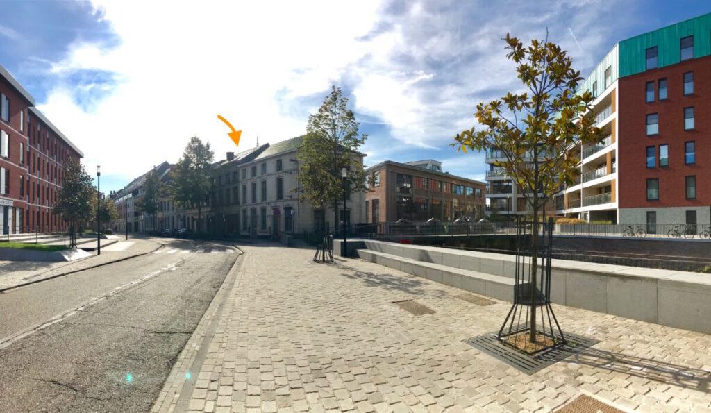 Te koop opbrengsteigendom Vaartstraat Leuven