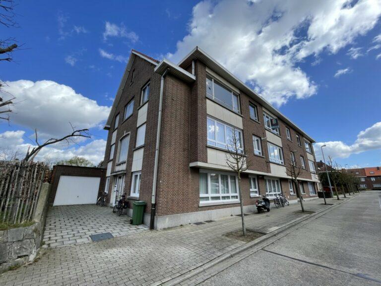 Leuven te huur gelijkvloers appartement