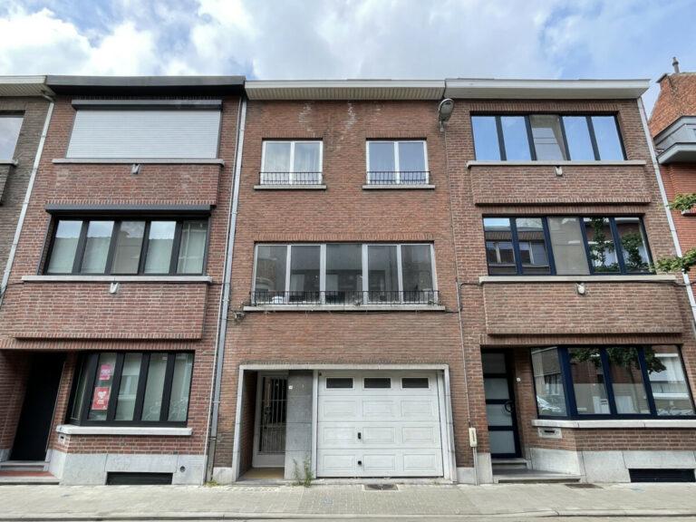 Leuven Centraal gelegen bel-étage met stadstuin en terras