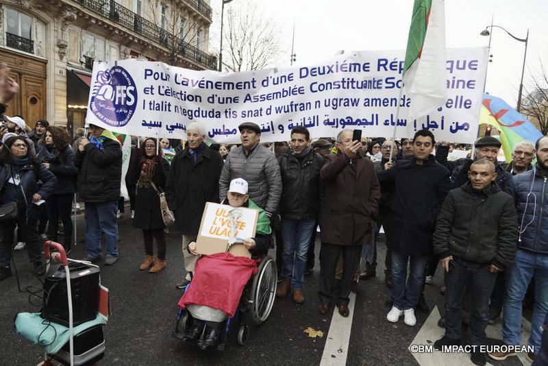 01-manif algeriens 01