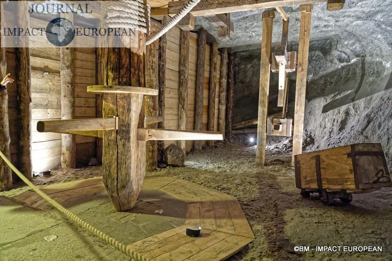 01-mines de sel de Wieliczka 02