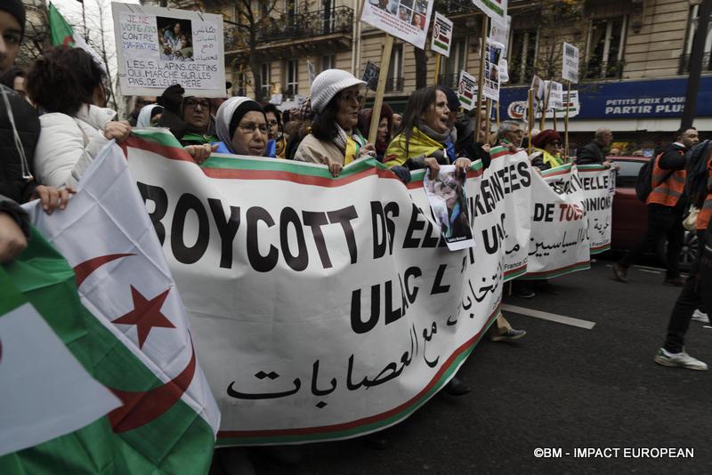 12-manif algeriens 12