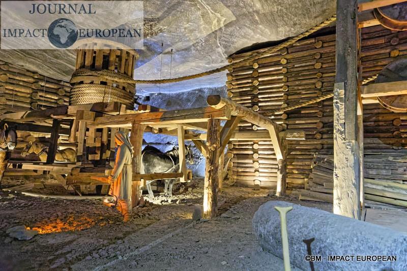 12-mines de sel de Wieliczka 13