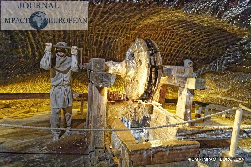 17-mines de sel de Wieliczka 18