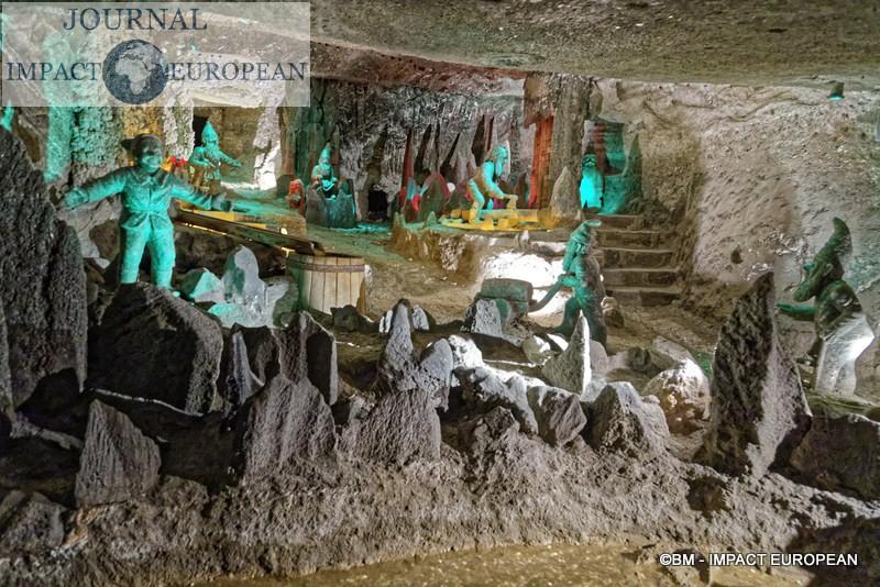 19-mines de sel de Wieliczka 20