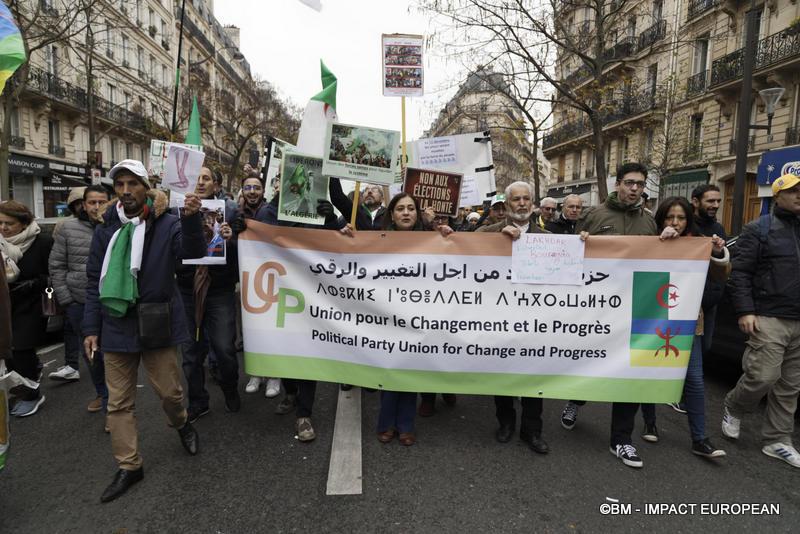 21-manif algeriens 21